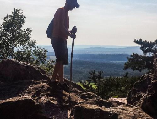 Hiking Sugarloaf Mountain