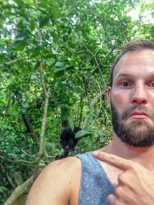 Monkey & me