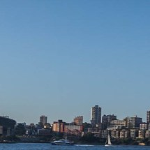 opera house&harbour bridge pano