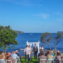 Manly Scenic Walk Wedding