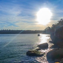 Manly Scenic Walk chasing the sun