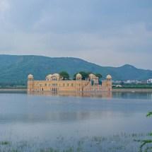 Jaipur-water palace