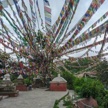 Kathmandu-Swayambhu small temple I
