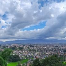 Kopan-Kathmandu valley cloudporn I