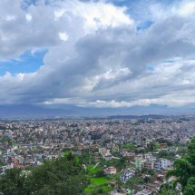 Kopan-Kathmandu valley cloudporn