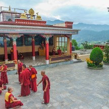 Kopan-monks argue tradition