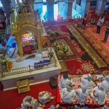 New Delhi-sikh temple