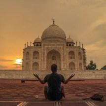 Taj Mahal-my taj