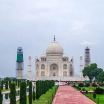 Taj Mahal-side angle