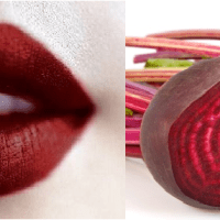 DIY-How To Color Your Lips Pink With Beetroots
