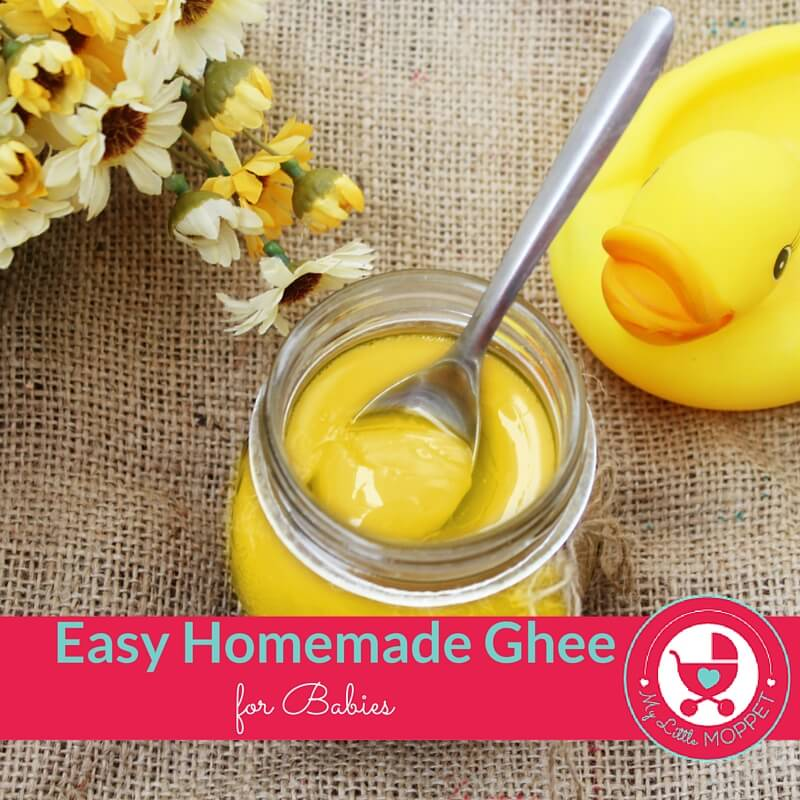 how to make pure ghee at home