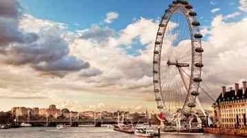 Il London Eye, attrazione di Londra assolutamente da non perdere