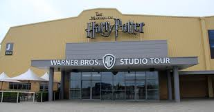 Gli studi del making off di Harry Potter