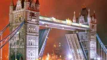 Il tower bridge, una delle icone più famose di Londra