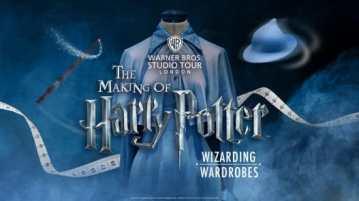 Una Mostra sui costumi di Harry Potter a Londra