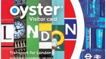 Visitor Oyster Card, per girare su tutti i mezzi pubblici di Londra