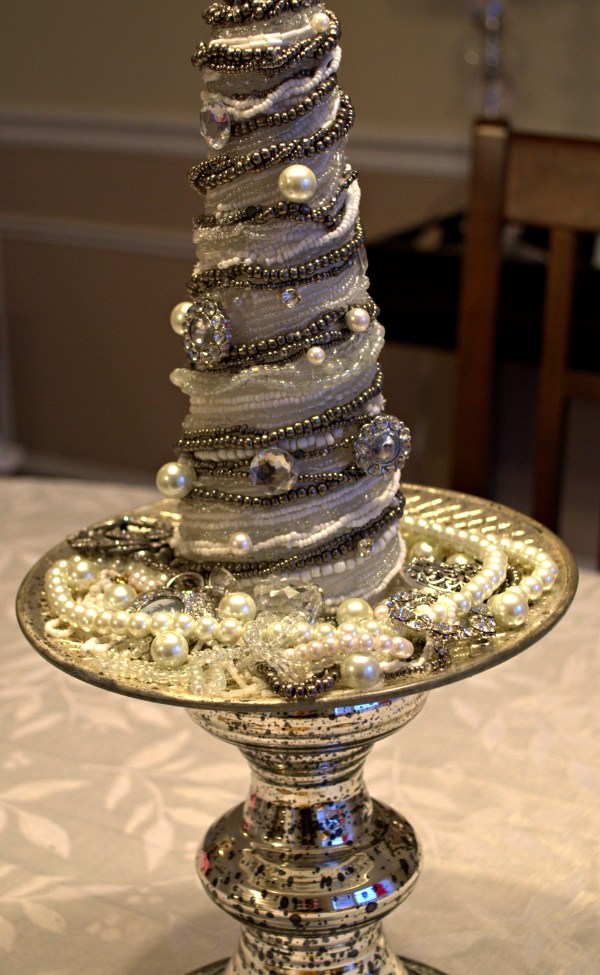 """Vintage Glam Christmas Tree"""