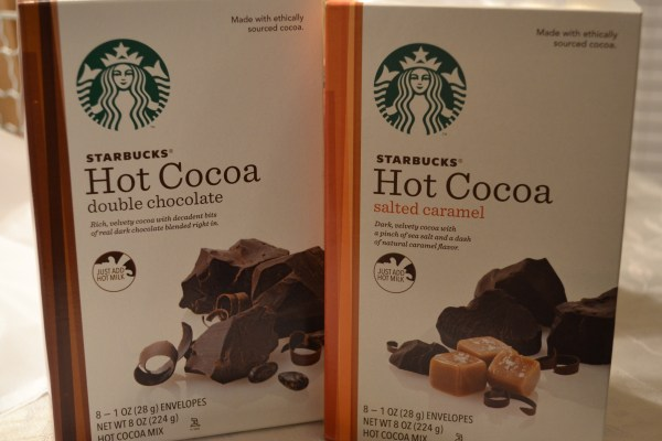 """Starbucks Hot Cocoa"""