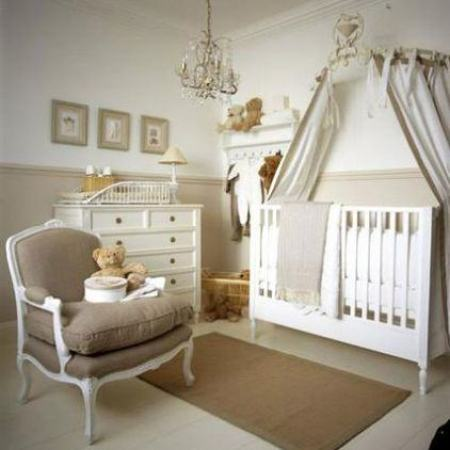 """french country nursery"""