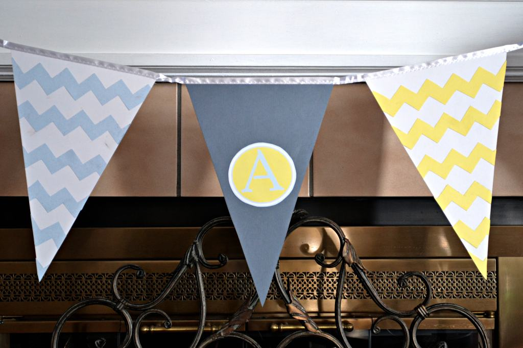 """It's a Boy Baby Shower Banner"""