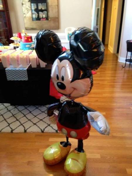 full size Mickey Mouse Balloon