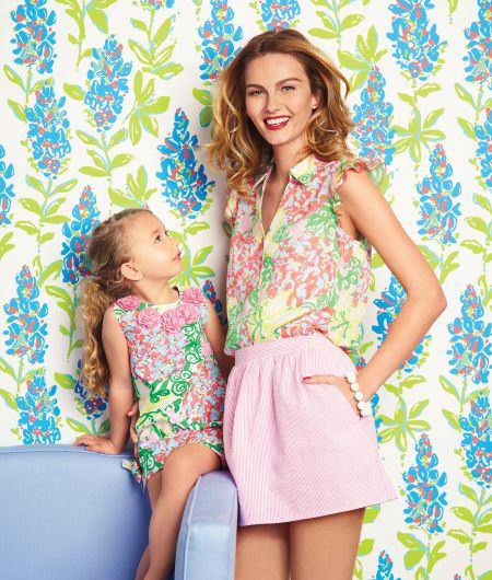 Mommy and Me by Lily Pulitzer
