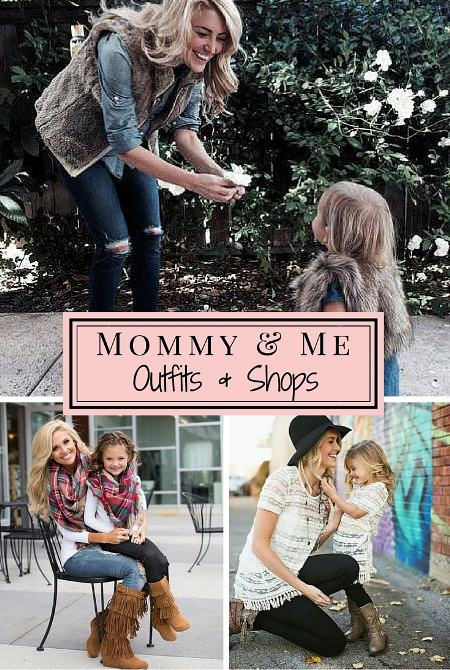 Mommy and Me Outfits and Shopsl