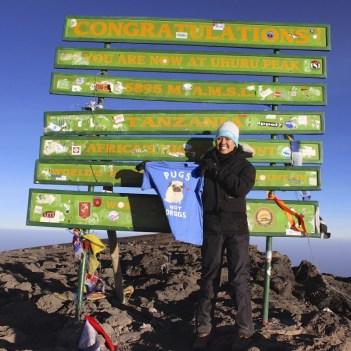 Mt. Kilimanjaro Summit, Tanzania