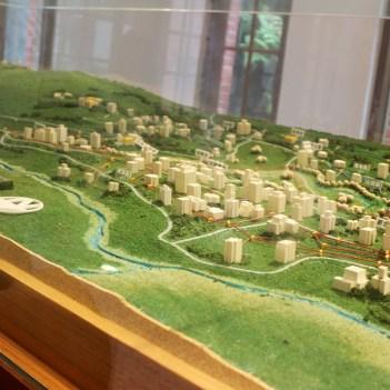 Beitou Town Model