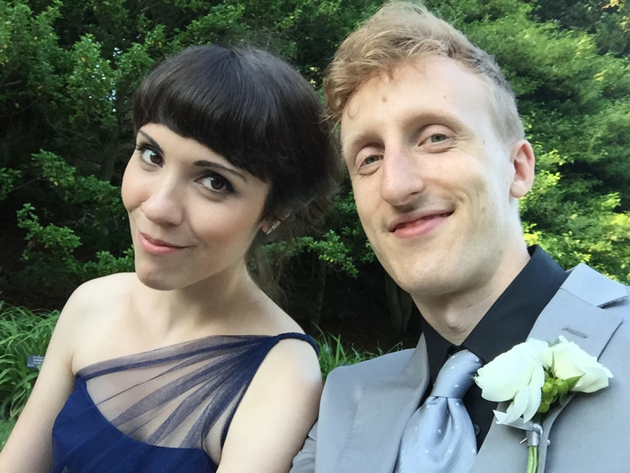 Alex and Lindsay Small-Butera, Massachusetts College of Art and Design