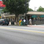 Starbucks 7th and Peachtree Street Midtown Atlanta