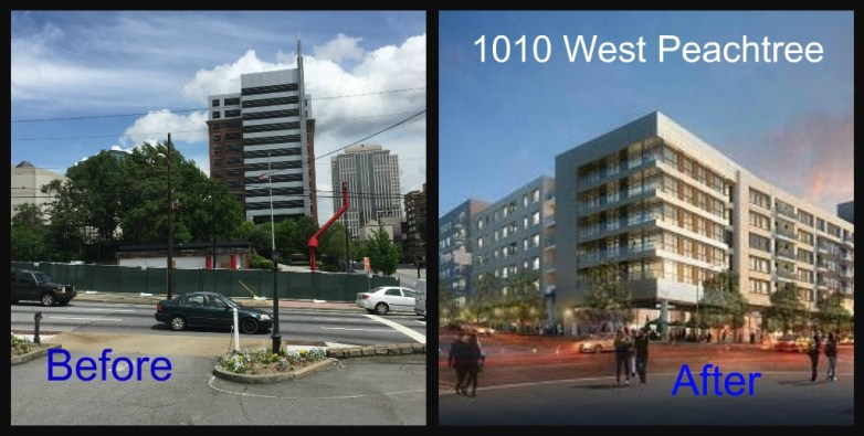 1010 West Peachtree Apartments April 22, 2015