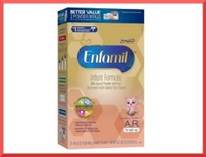 Enfamil A.R. Baby Formula photo
