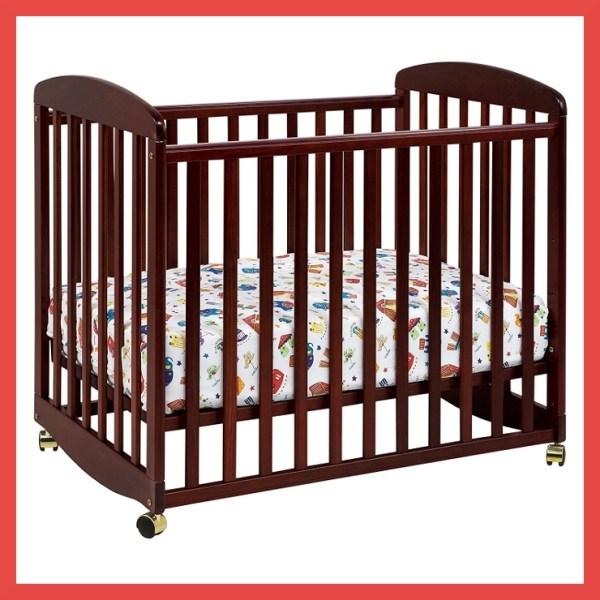 DaVinci Alpha Mini Rocking Crib Photo