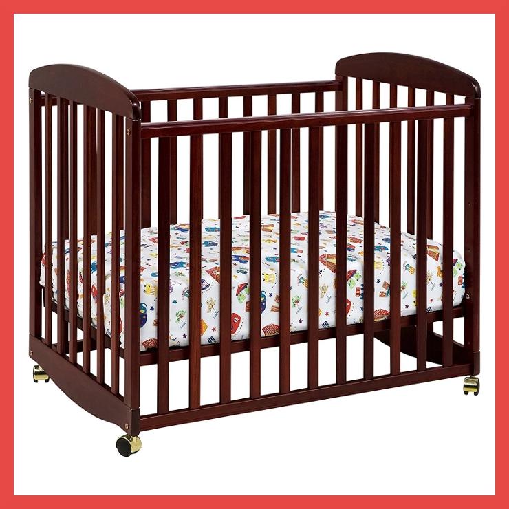 davinci alpha mini rocking crib photo - Modern Baby Cribs