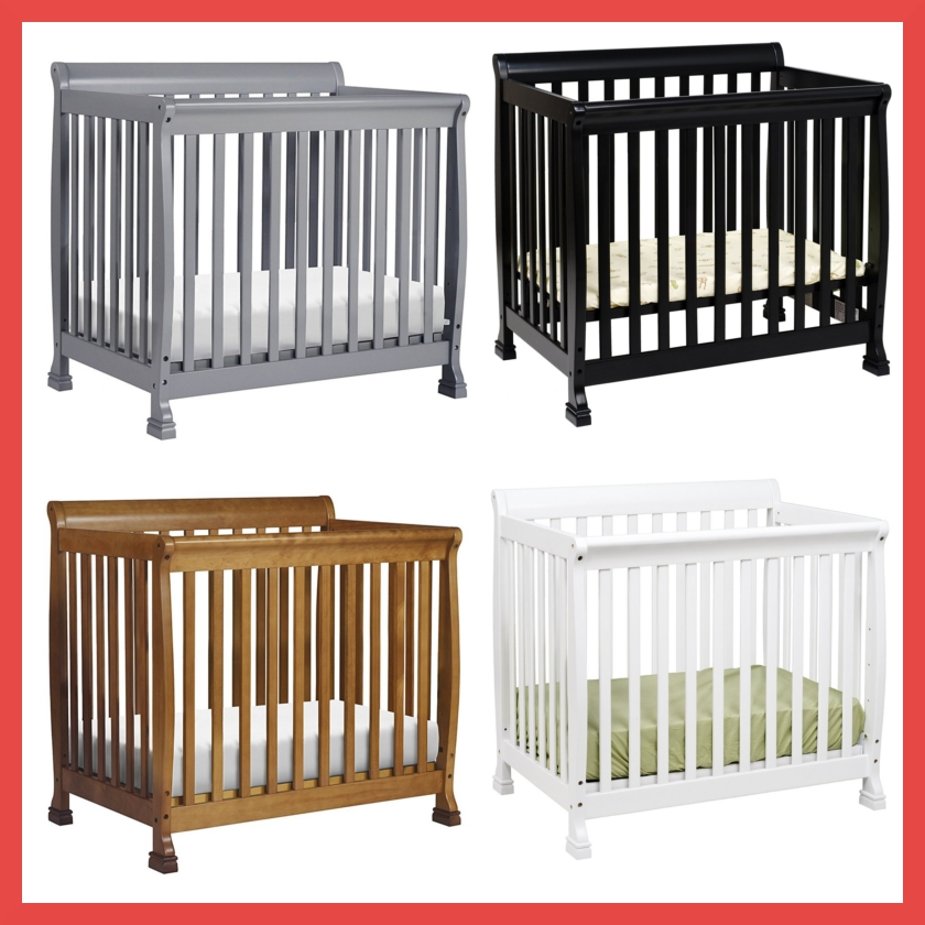 4 modern baby cribs for small rooms that everyone