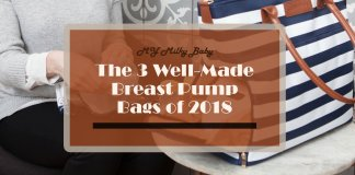Best Breast Pump Bag That will Accompany You Beyond Motherhood Header