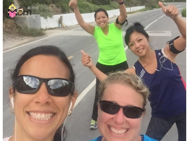 Photo Credit: Jackie Wilkin. We ran 6.49 Miles that day. Does that count as my second 10k? ;)