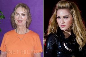 If Madonna were just like normal people