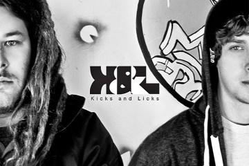 Kicks n Licks Cover