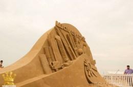 wavefront sand