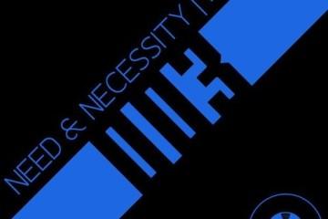 need & necessity