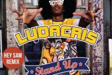 stand up hey sam