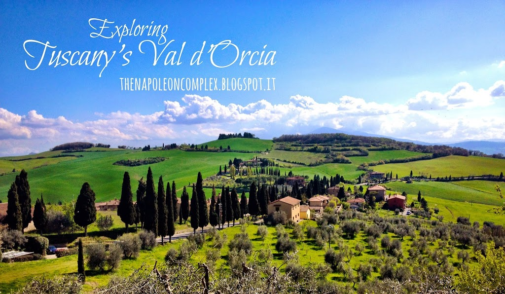 Presenting...Tuscany (And Our Adventure to find the Quintessential Winding Road)!