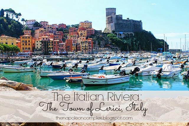The Italian Riviera: Lerici