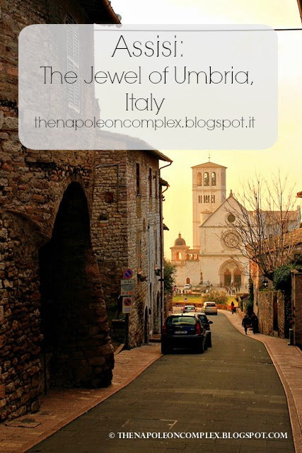 Assisi, the Jewel of Umbria