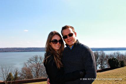 Potomac River from Mount Vernon