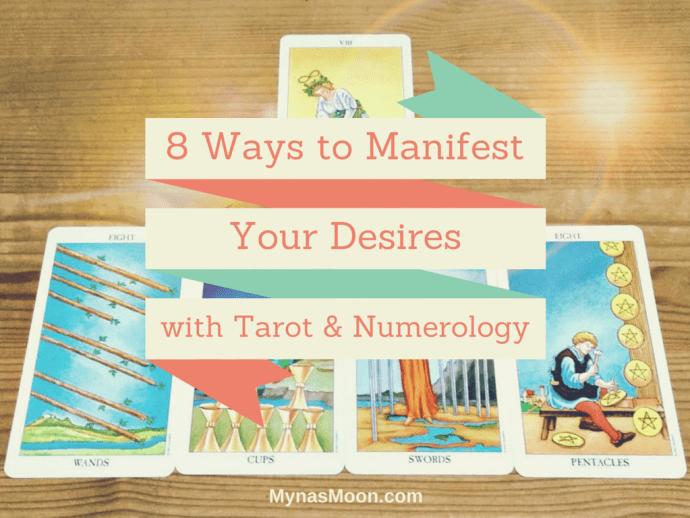 8 Ways to Manifest
