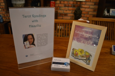 hazellie tarot event 12