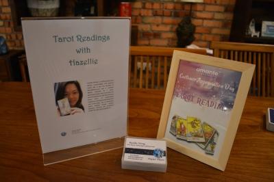 hazellie tarot event 12